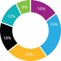Program Expenditure pie chart