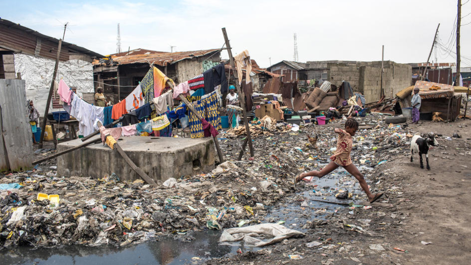 WaterAid welcomes Nigerian Government action plan on water and sanitation crisis