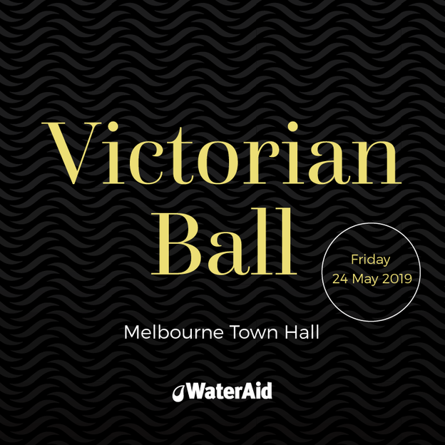 Victorian WaterAid Ball Image