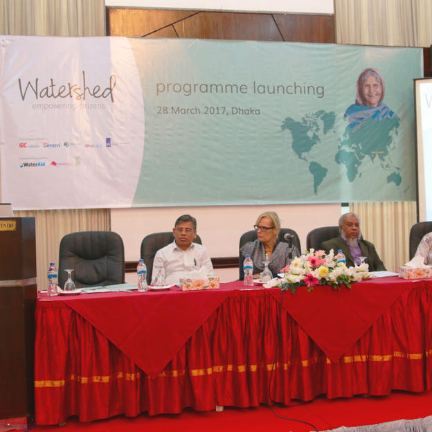 Watershed – Empowering Citizens programme launched in Bangladesh