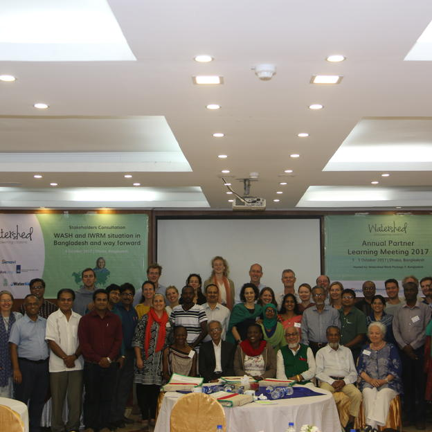 WaterAid Bangladesh hosts the first Global 'Watershed Annual Partners Learning Meeting' in Dhaka