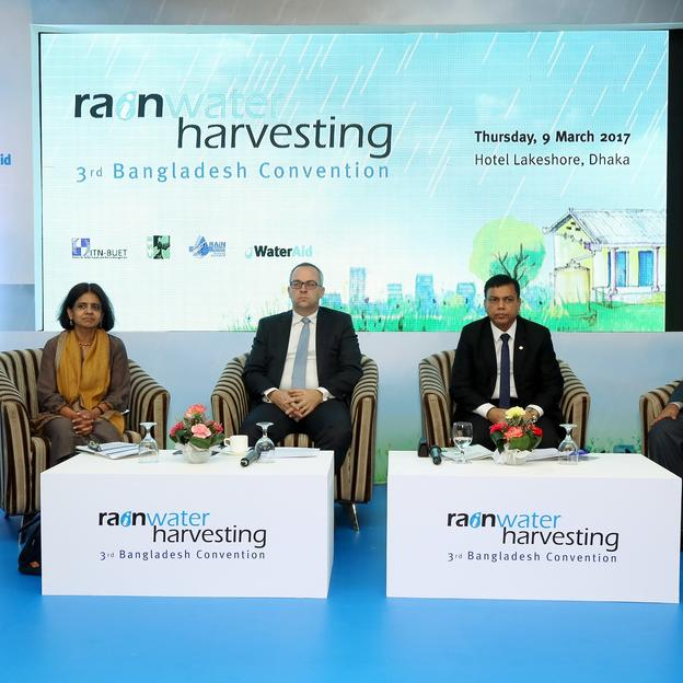 3rd Bangladesh Convention on Rainwater Harvesting
