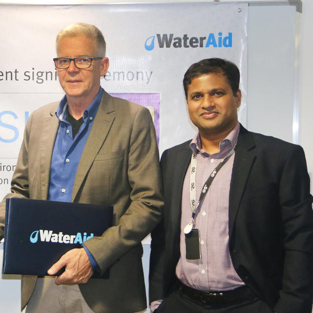 Sweden Embassy Dhaka and WaterAid collaborate to support 450,000 people in slums and low-income communities through WASH4UrbanPoor project