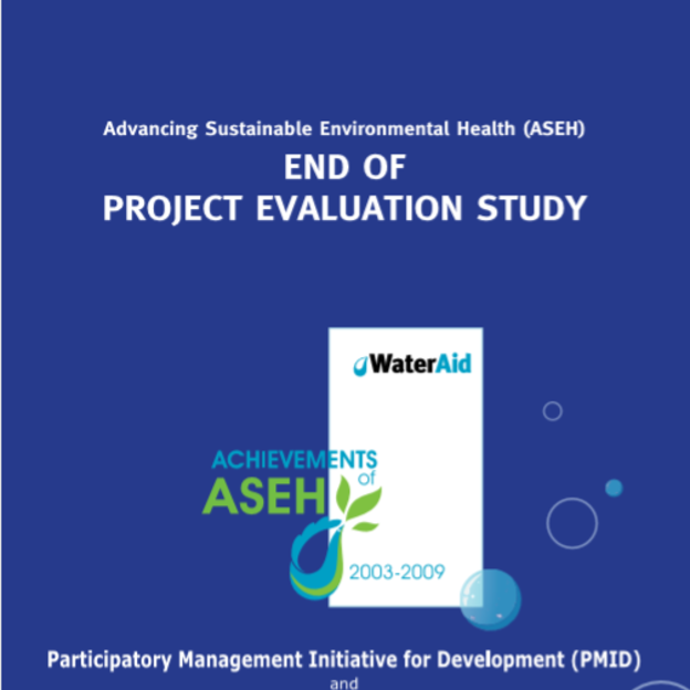 Advancing Sustainable Environmental Health (ASEH) -2003-2009