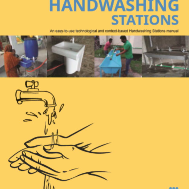 Hand washing manual updated