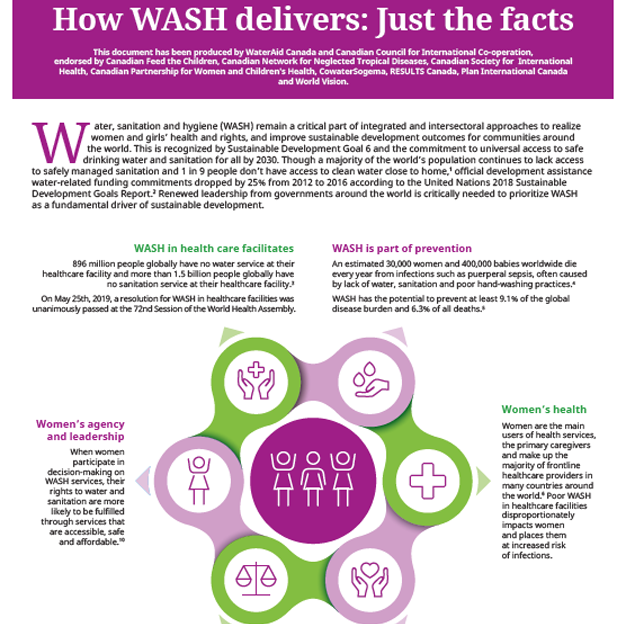 How WASH delivers