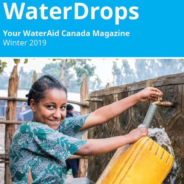 WaterDrops 2019 Publication