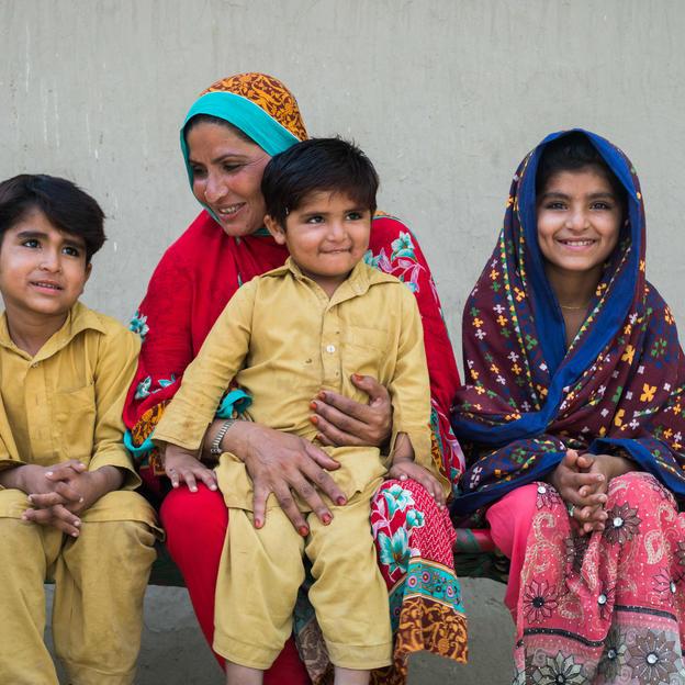 Sanitation in Orangi Town, Karachi | WaterAid Pakistan