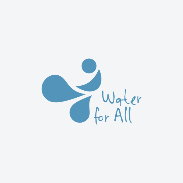 Logotyp för Water for All.