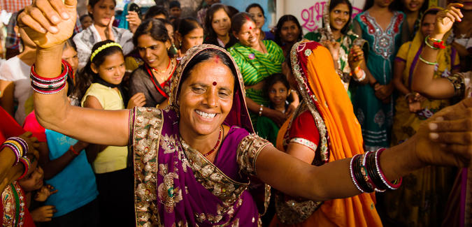 Dating traditioner i Indien