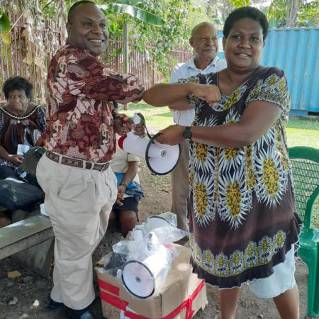 WaterAid PNG creates an open space for the community to share where they see open government approaches to tackling Covid-19 , either by governments themselves or civil society, citizens or the private sector. A bold and rapid respond from WaterAid PN ...