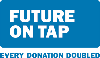 Future on Tap - Every Donation Doubled