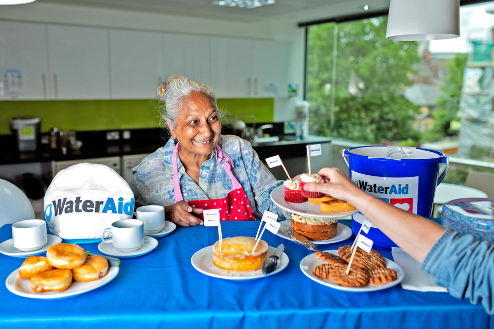 Bake for WaterAid Image