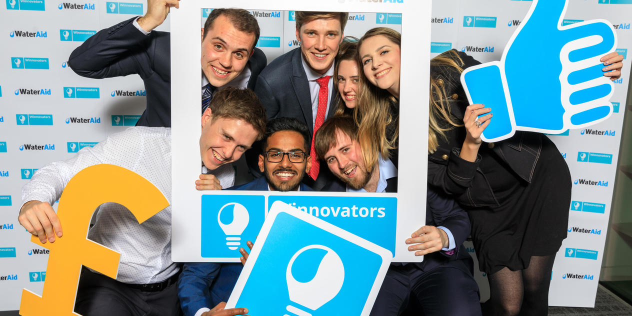Winnovators – our global employee development programme Image