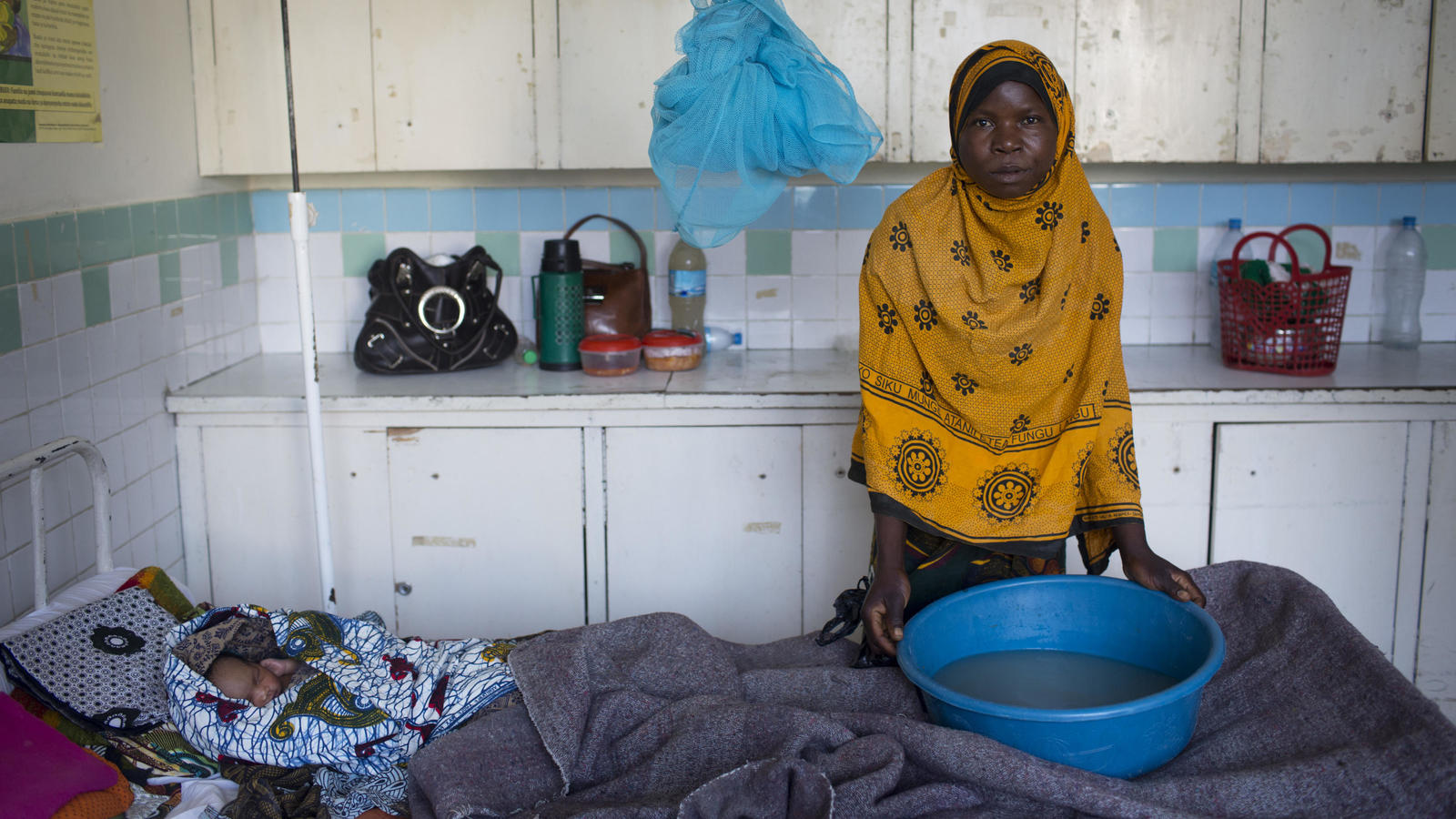 The Archers, sepsis... and a hospital in Tanzania | WaterAid UK