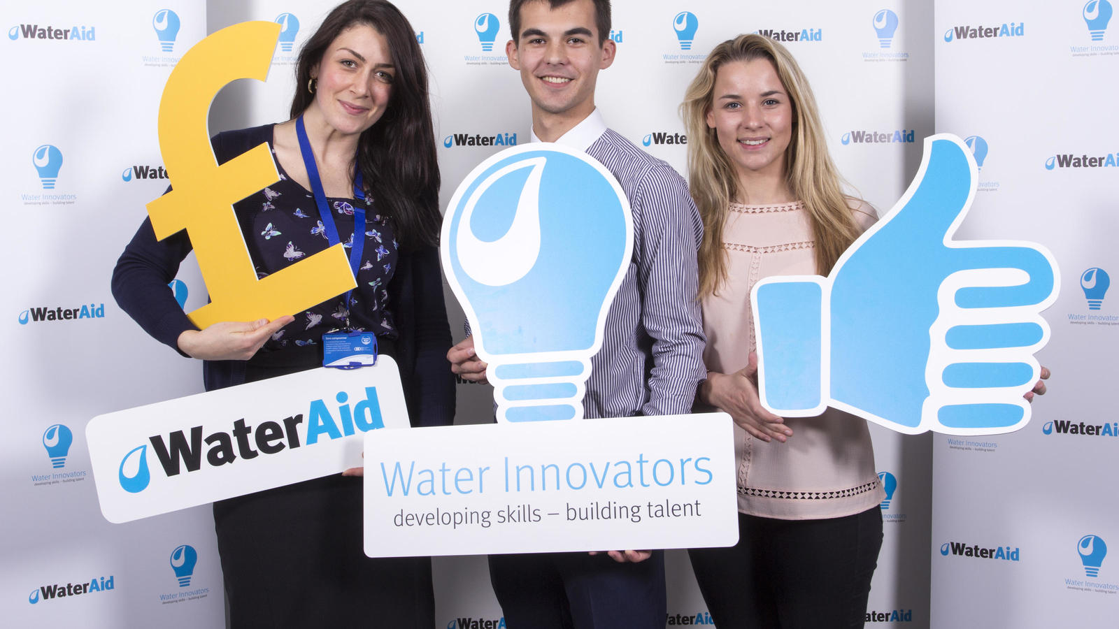 Thames Water Ninja Turtles Winnovators participants