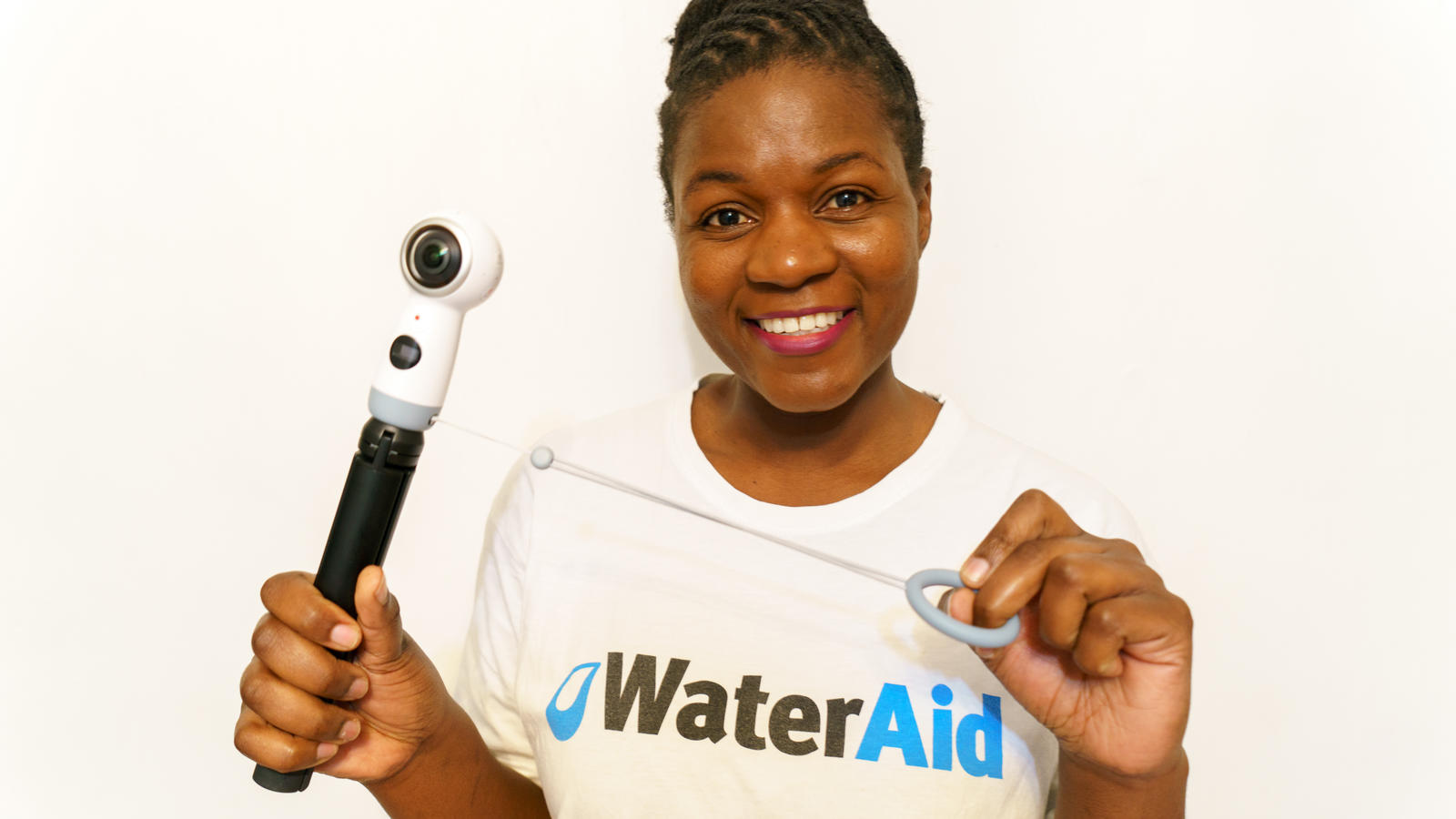 Chipi from WaterAid Malawi