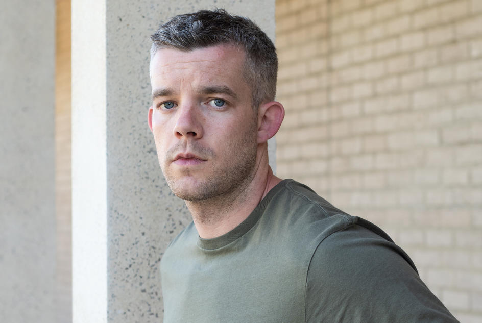 Actor, art fan and judge of Art of Change Russell Tovey