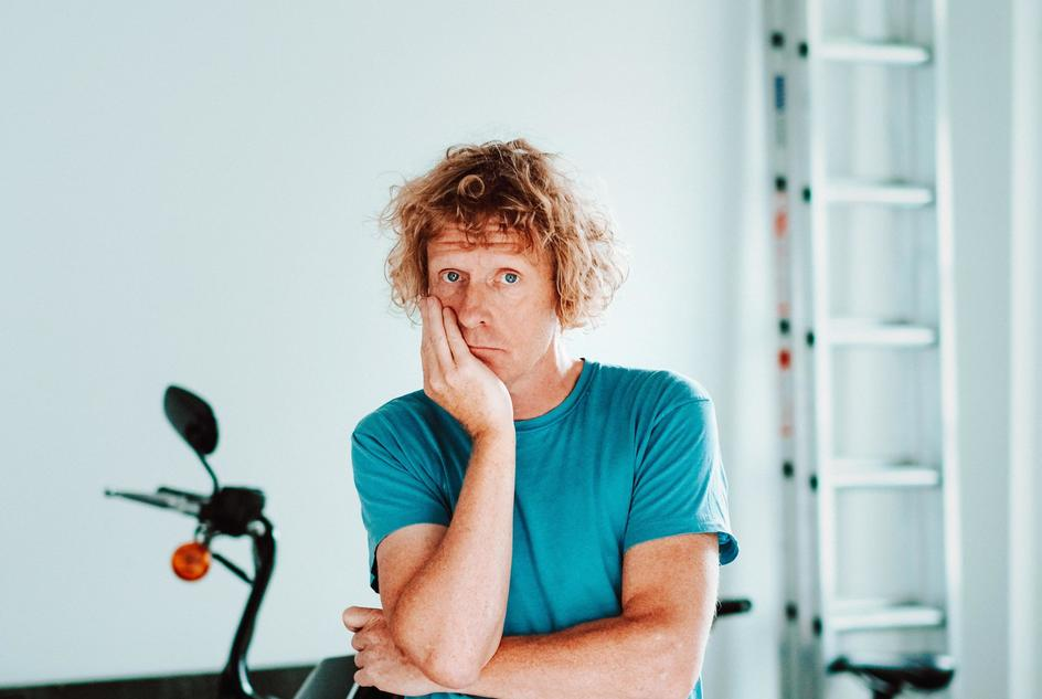 Artist Grayson Perry, RA, CBE, who will be judging WaterAid's Art of Change competition