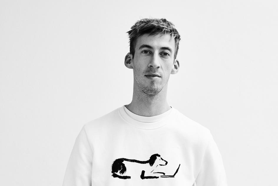Jean Jullien, french graphic artist and judge of WaterAid's Art of Change competition