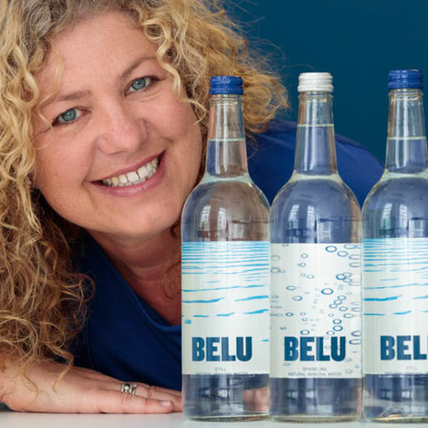Karen Lynch CEO of Belu Water