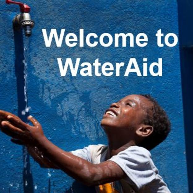 Assembly presentation, Welcome to WaterAid