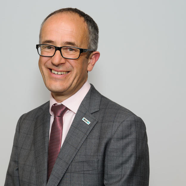 WaterAid UK Chief Executive Tim Wainwright
