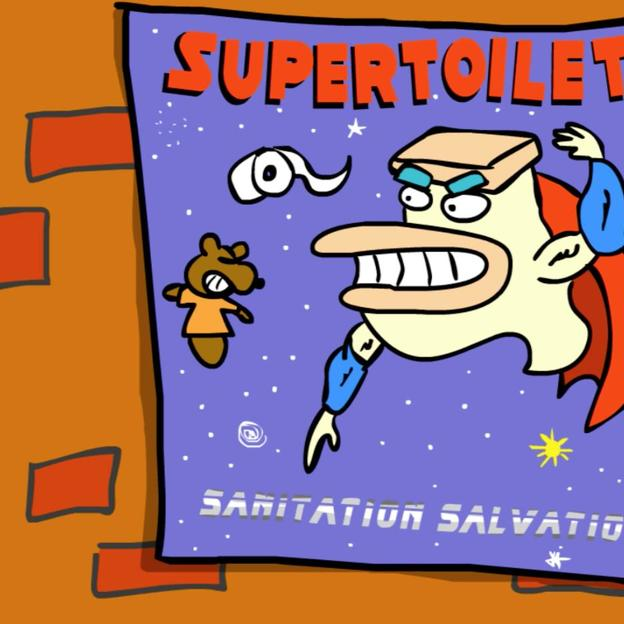 Super Toilet a film from WaterAid episode 2