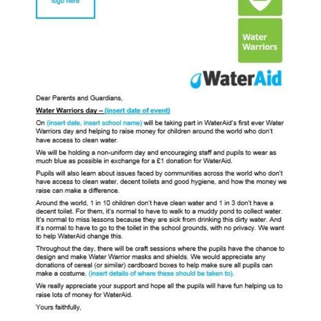 Water Warriors Template letter jpg