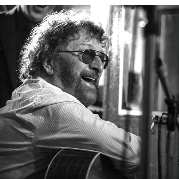 A picture of Chas Hodges