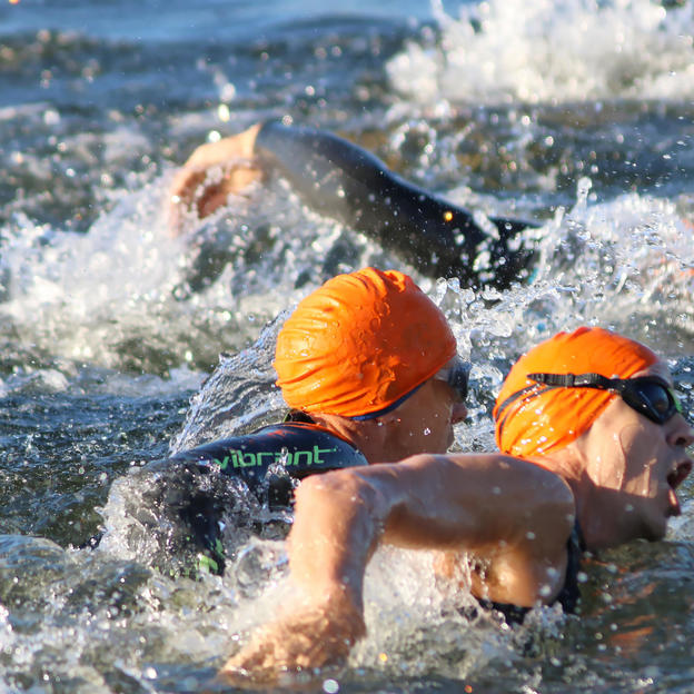 WaterAid Hanningfield Triathlon Image