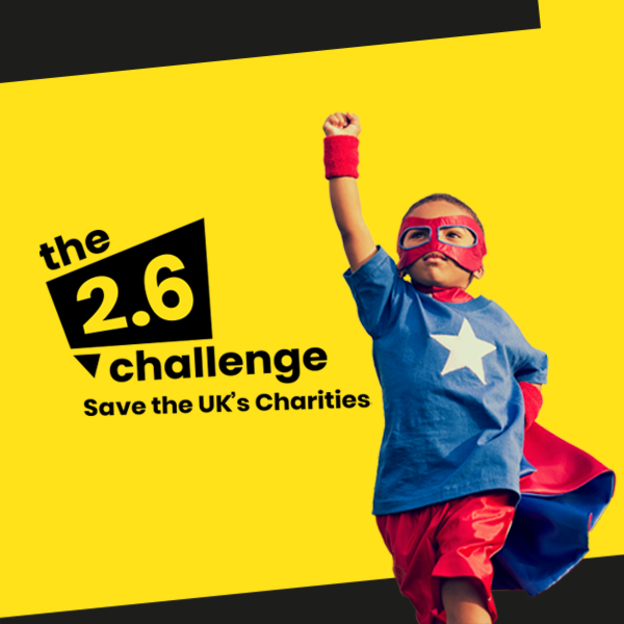 The 2.6 challenge, a unique fundraiser where you can take on any challenge of your choosing