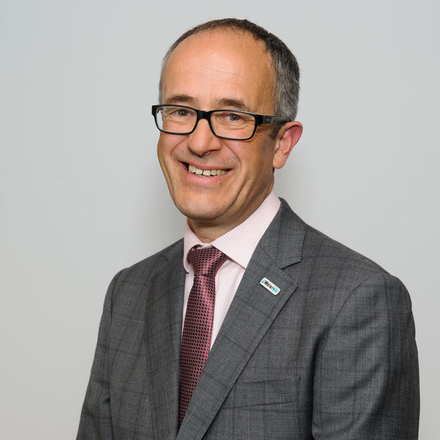 WaterAid UK's Chief Executive Tim Wainwright.
