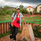 Ernest, Voices from the Field officer in Madagascar