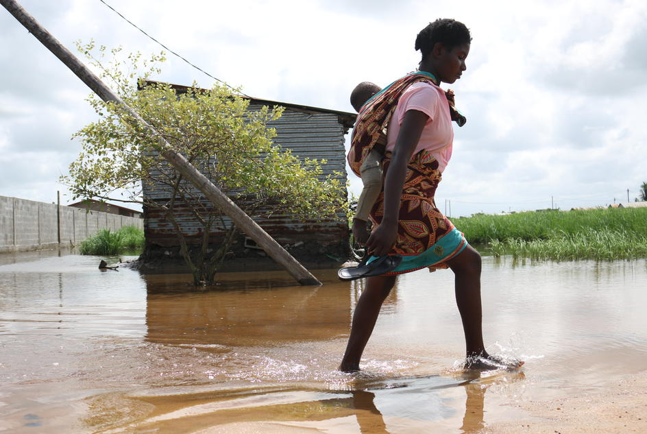 Cyclone Idai photo