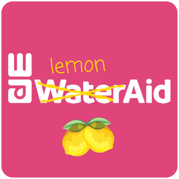 WaterAid LemonAid